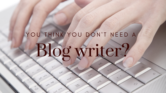 Outsource your Blog Content Writing Today!
